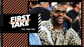 Who is the active GOAT in all of sports? First Take debates