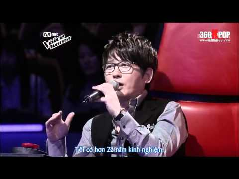 [Vietsub] The Voice Of Korea Ep 2 P1/5 [360Kpop.com]
