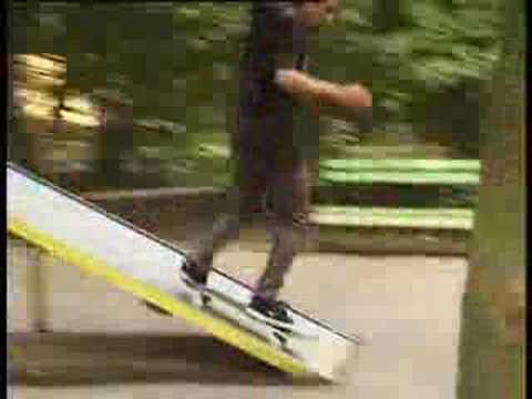 Nomad Skateboards - Vodka Tour