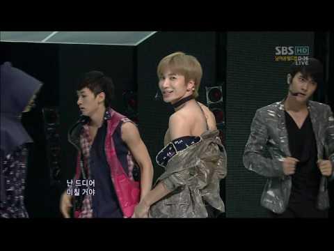 [HD] 100516 Super Junior: BOΠAMAΠA
