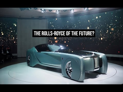 The Rolls-Royce From The Future