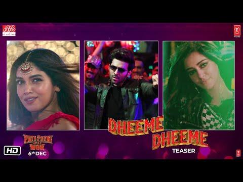 Pati Patni Aur Woh: Dheeme Dheeme Teaser | Kartik A, Bhumi P, Ananya P | Tony K, Neha K | Tanishk B