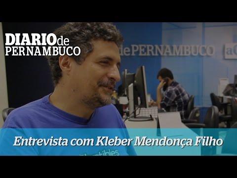 Relembre a entrevista de Kleber Mendon�a Filho para o Na Reda��o
