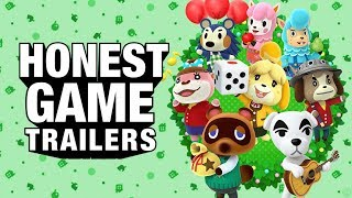 ANIMAL CROSSING (Honest Game Trailers)