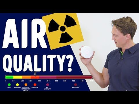 How To Measure Air Quality with AirThings