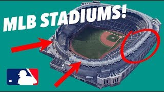 CRITIQUING ALL 30 MLB STADIUMS - Secrets and Hidden Gems
