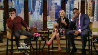 Zac Efron Interview – Neighbors – Live with Kelly and Michael