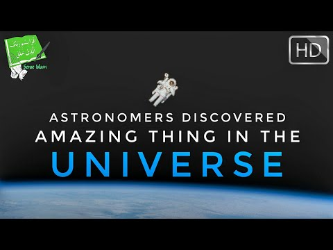 Astronomers Discovered Amazing Thing In The Universe | 2018