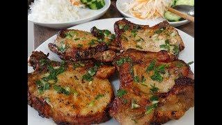 Cách ướp và nướng thịt Sườn Cốt Lết sao cho ngon by Vanh Khuyen - Airfryer