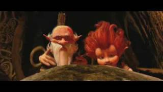 Arthur And The Invisibles Trailer 2006 Youtube