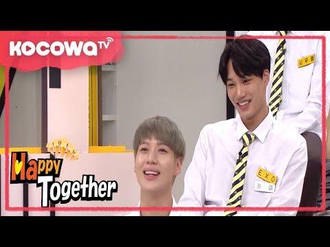[Happy Together] Ep 513_EXO Kai and SHINee TaeMin