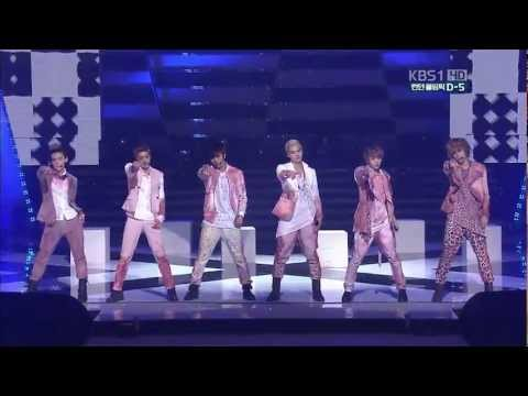 【1080P】TEEN TOP - To You (22 July,2012)
