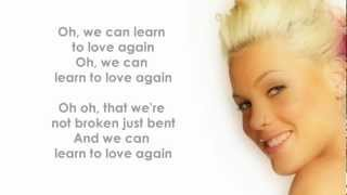 All comments on Pink Just give me a reason Lyrics - YouTube