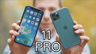 vidéo test Apple iPhone 11 Pro par Steven