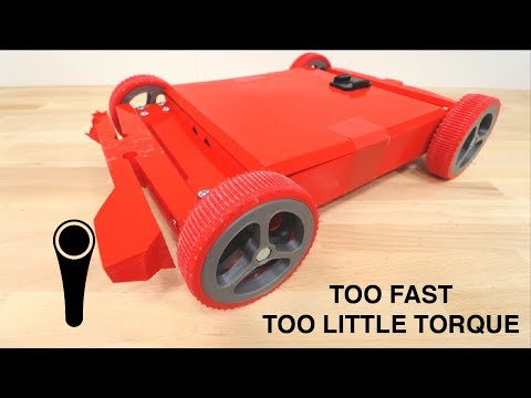 TOO FAST TOO LITTLE TORQUE