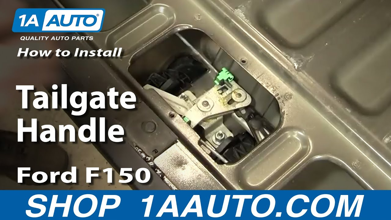 2006 Passat Trunk Latch Repair Manual 1995 Ford Explorer Fuse Box Location Youtube
