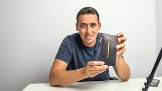 SAMSUNG GALAXY NOTE 9 UNBOXING
