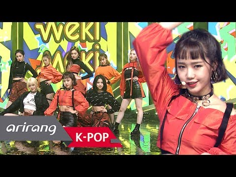 [Simply K-Pop] WekiMeki(위키미키) _ Crush(크러쉬) _ Ep.333 _ 101918