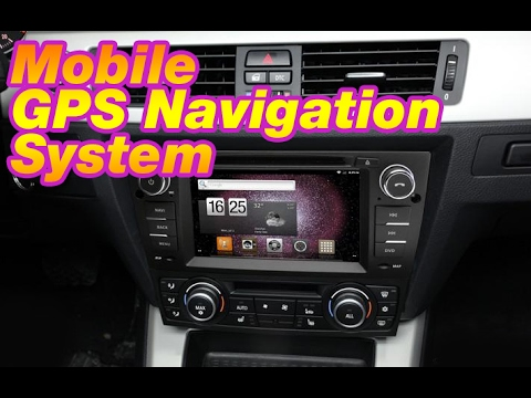 BIMMIAN Mobile GPS Navigation System for BMW E46 E90 E38 E39 X5 E53