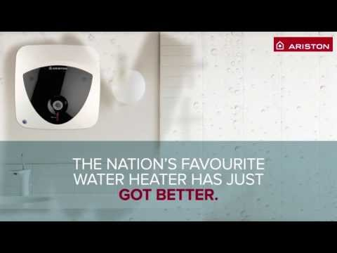 The Europrisma just got better. Introducing the Andris Lux water heater
