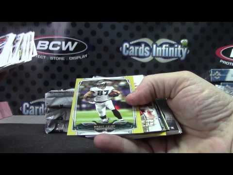 Chuckster's 2014 Topps JUMBO Football 2 Box Break