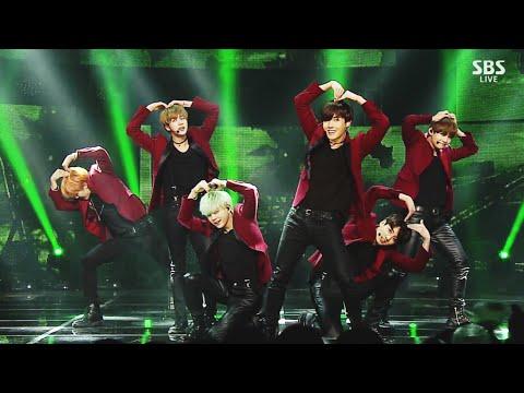방탄소년단 (BTS) - RUN / 교차편집 / STAGE MIX