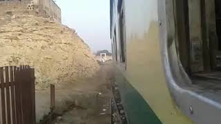 48dn Rehman Baba Departing Rohri Juction early in the morning  || Pakistan Railways ||