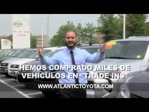Atlantic Toyota Lynn MA Commercial - Univision