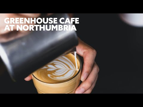 Greenhouse Cafe at Northumbria Student Union