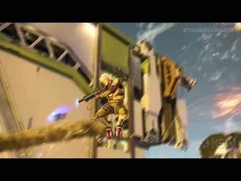 Lawbreakers: Game Awards 2016 Trailer