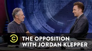 "The Opposition w/ Jordan Klepper - Jon Stewart Talks ""Night of Too Many Stars"""
