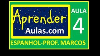 ESPANHOL - AULA 4 - PARTE 1 - PRONOMES PESSOAIS