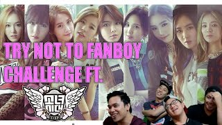 Try not to fanboy challenge #4 | GIRLS' GENERATION round.1