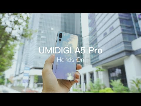 UMIDIGI A5 Pro Hands-on Review: Breathing Crystal & Ultra Wide Angle Camera