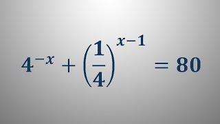 Eksponentna enačba 12