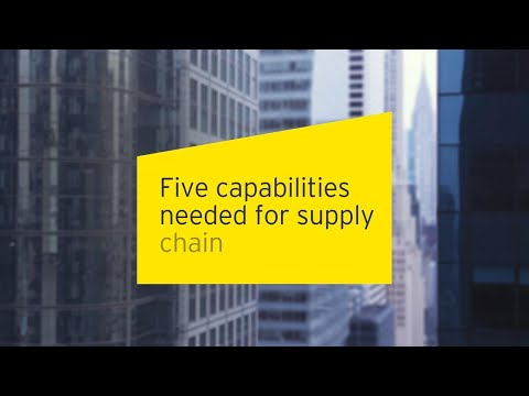 Five capabilities for resilience