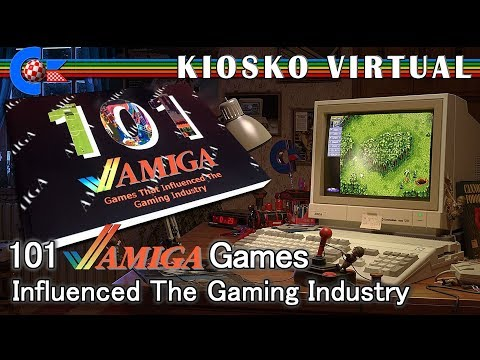 101 Amiga Games That Influenced The Gaming Industry (2015) | Libro | El Kiosko Virtual