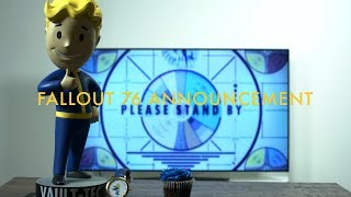 Fallout 76 Announcement (Todd Howard & Trailer Included)