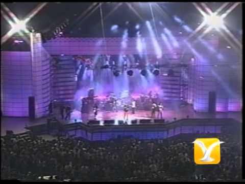 Los Pericos, Grandes éxitos, Festival de Viña 1995