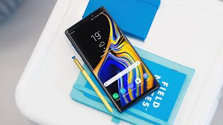 Samsung Galaxy Note 9 - One Week Later!