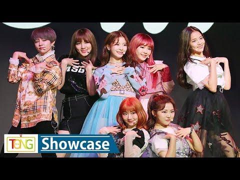 GWSN(공원소녀) 'YOLOWA'(욜로와) Showcase Stage (Puzzle Moon, 퍼즐문, 밤의 공원 part one)