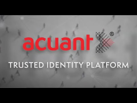 Acuant Overview