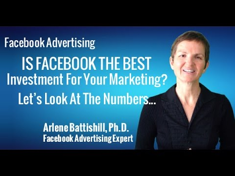 FACEBOOK ADVERTISING IS FACEBOOK THE BEST INVESTMENT FOR YOUR MARKETING DOLLARS