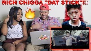 """Couple Reacts : Rich Chigga """"Dat $tick"""" (Official Video) Reaction!!!"""