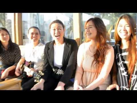 Abba - Dancing Queen (Daughters5 Acapella)