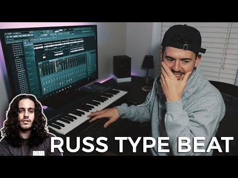 IF I MADE A BEAT FOR RUSS. Making a Beat from Scratch FL Studio | [EP #24] - Kyle Beats