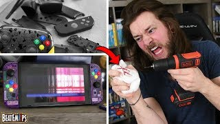 Nintendo Switch DIY Gone Wrong (because I'm an idiot)