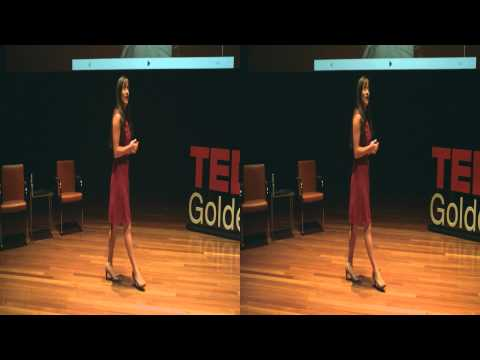 Changing The Way We Mourn: Laura Prince at TEDxGoldenGatePark (3D)