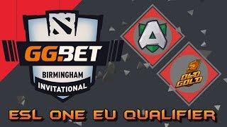 Alliance vs Old But Gold / Grand Finals /  Bo5 / GG.Bet Birmingham Invitational / Dota 2 Live