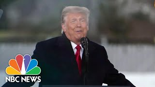 Why Trump Can Still Be Impeached After He Left Office | NBC News NOW